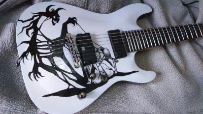 Diseños Atrevidos Guitarras Eléctricas Acústicas