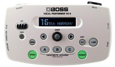 Boss VE-5 (vocal performer) 268€.jpg