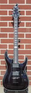 LTD H351NT See Thru Black  6-String Electric Guitar.jpg