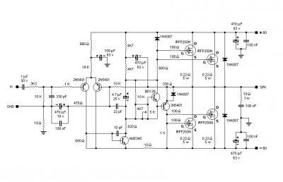 power amplifier 2000 watt circuit diagrams crea tu propio amplificador de guitarra de 100w  crea tu propio amplificador de guitarra de 100w