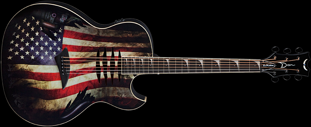 Dave Mustaine Signature Mako Glory Acoustic