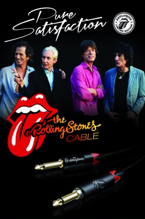 Cables Rolling Stones de Adam Hall