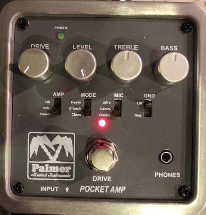 Palmer Pocket Amp