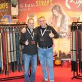 RightOn Straps Musikmesse