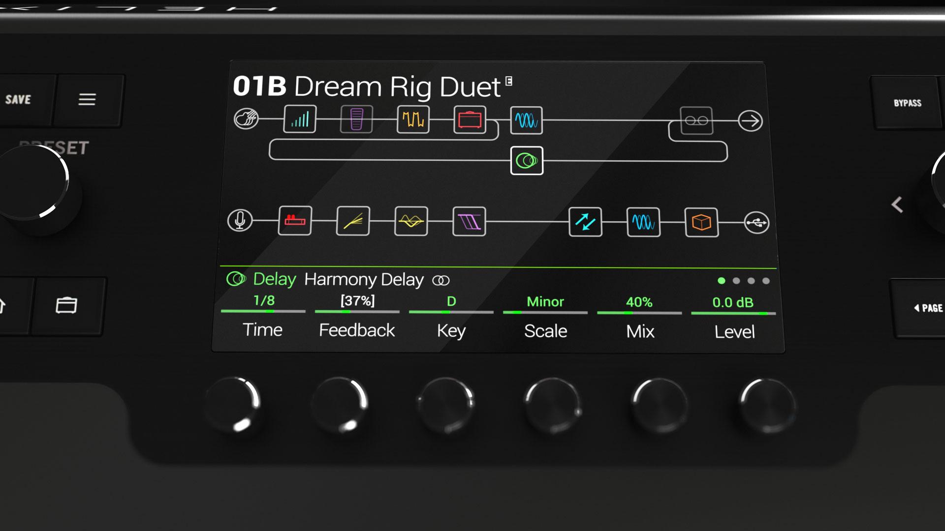 Line 6 desvela Helix, su nuevo procesador de efectos | Guitarristas info