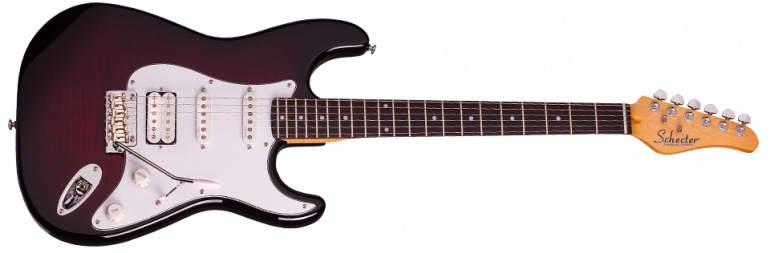 Schecter Traditional Custom