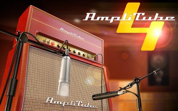 IK Multimedia anuncia AmpliTube 4