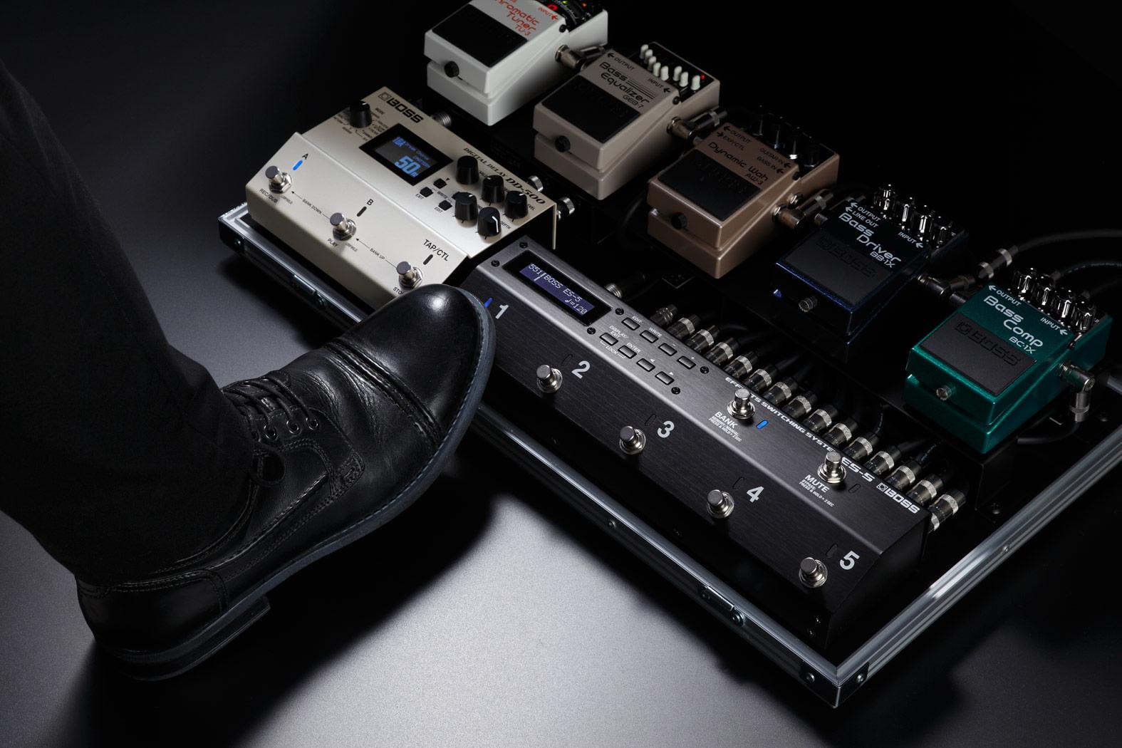 boss presenta el waza amp y los nuevos pedales para 2016. Black Bedroom Furniture Sets. Home Design Ideas