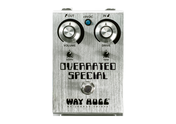 Hay Huge Overrated Special