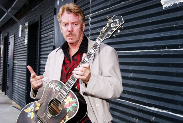 Fallece Dan Hicks