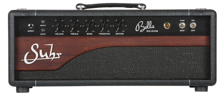Suhr Bella Head Reverb