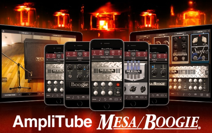 IK Multimedia AmpliTube Mesa/Boogie