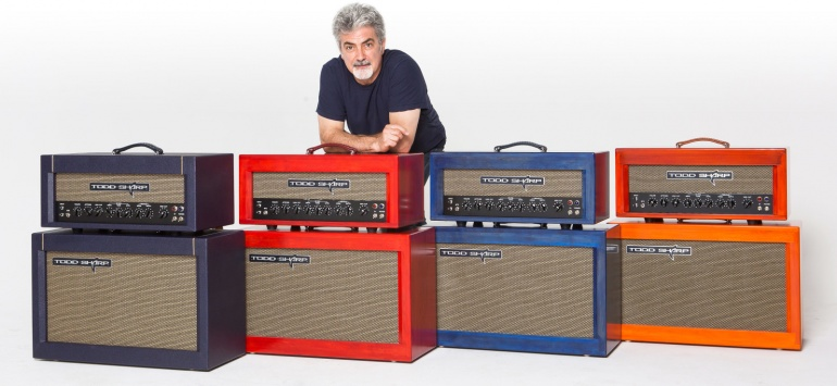 Todd Sharp Amplifiers