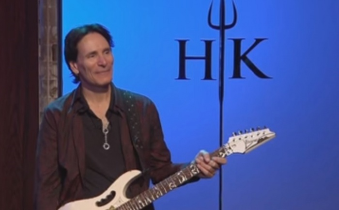 Steve Vai en Hell's Kitchen