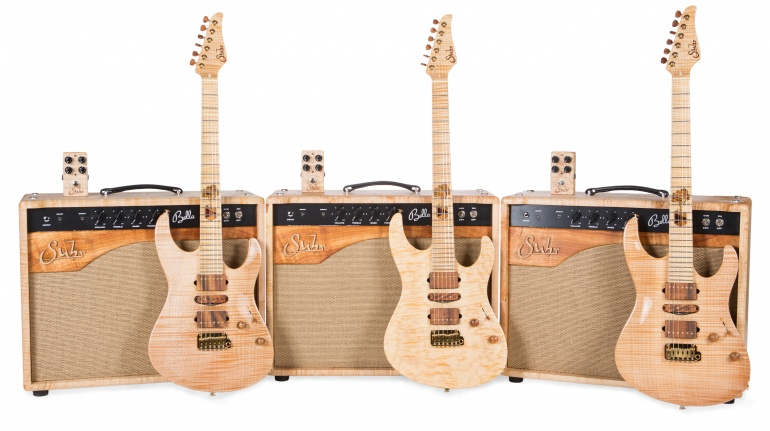 Suhr Trilogy 2016 Collection