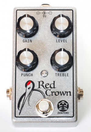 ZenZero Electronics Red Crown