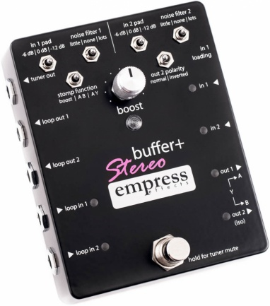 Empress Effects Buffer+ Stereo