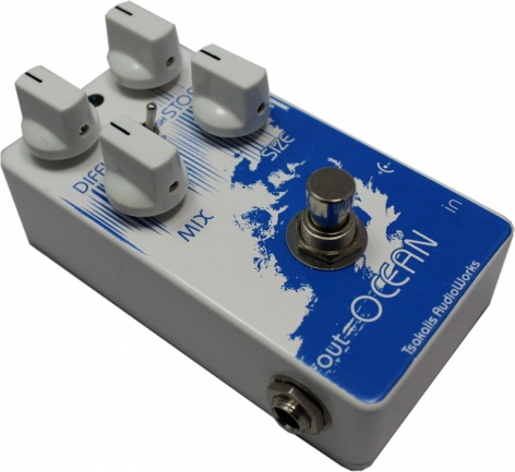 Tsakalis Audio Works Ocean Reverb