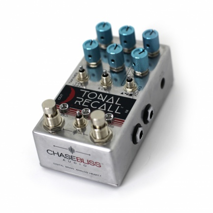 Chase Bliss Audio Tonal Recall