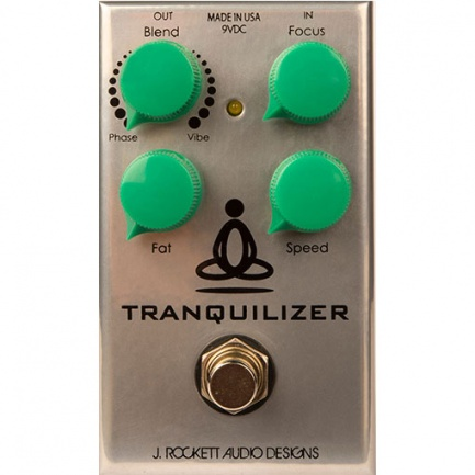J.Rockett Audio Designs presenta el phaser Tranquilizer