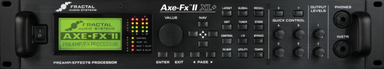 Fractal Audio Systems Axe FX II