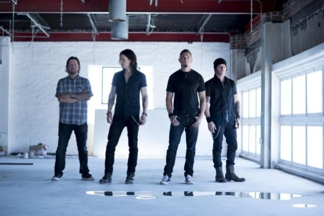 Tour Europeo de Alter bridge