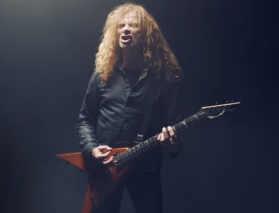 Megadeth Post-American World