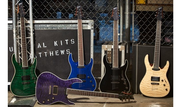 Mitchell Guitars