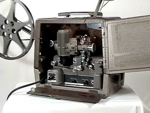 Bell and Howell 385 Filmosound projector