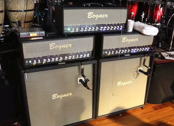 Bogner Steve Lukather