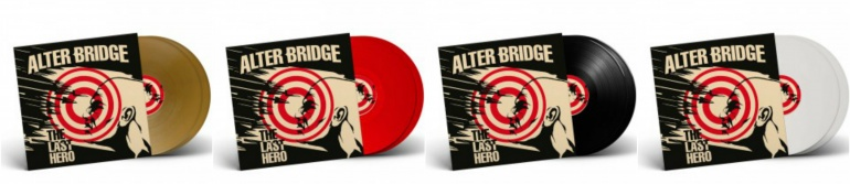 Alter Bridge Vinilo