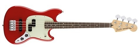 Fender Offset Mustang Bass
