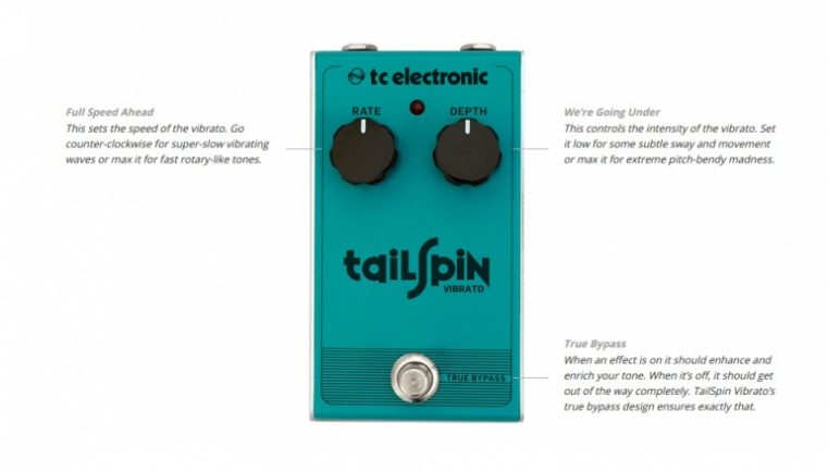 TailSpin TC Electronic