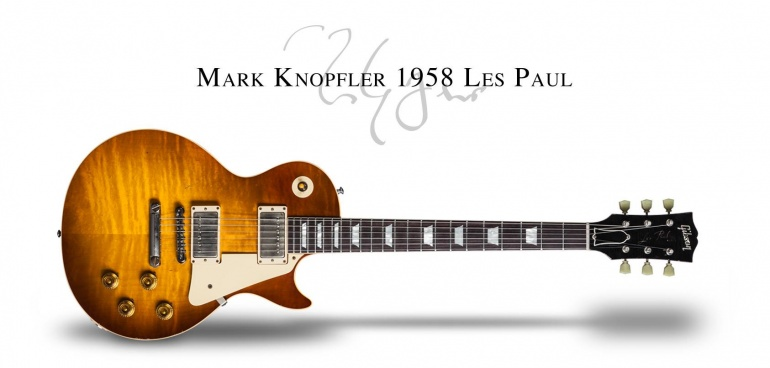 Mark Knopfler Signature