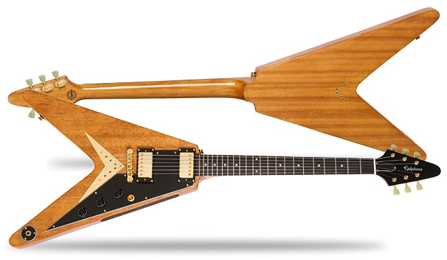 Epiphone Korina Limited Flying V