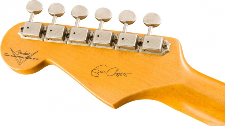 Fender Eric Clapton Journeyman