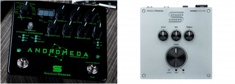 Seymour Duncan Andromeda y Power Stage
