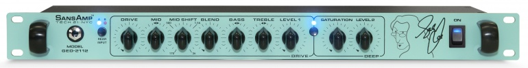 Tech 21 Geddy Lee Preamp
