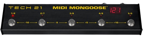 MIDI Mongoose
