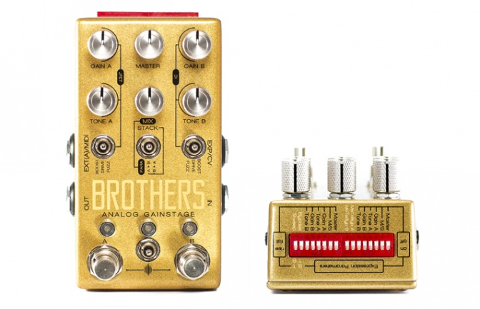 Chase Bliss Audio Brothers