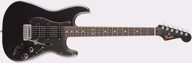 Stratocaster Noir Special Edition