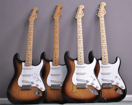 Strat Collection