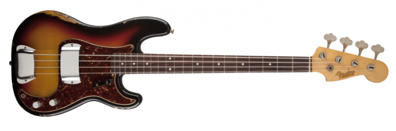 Fender 1964 Heavy Relic Precision Bass