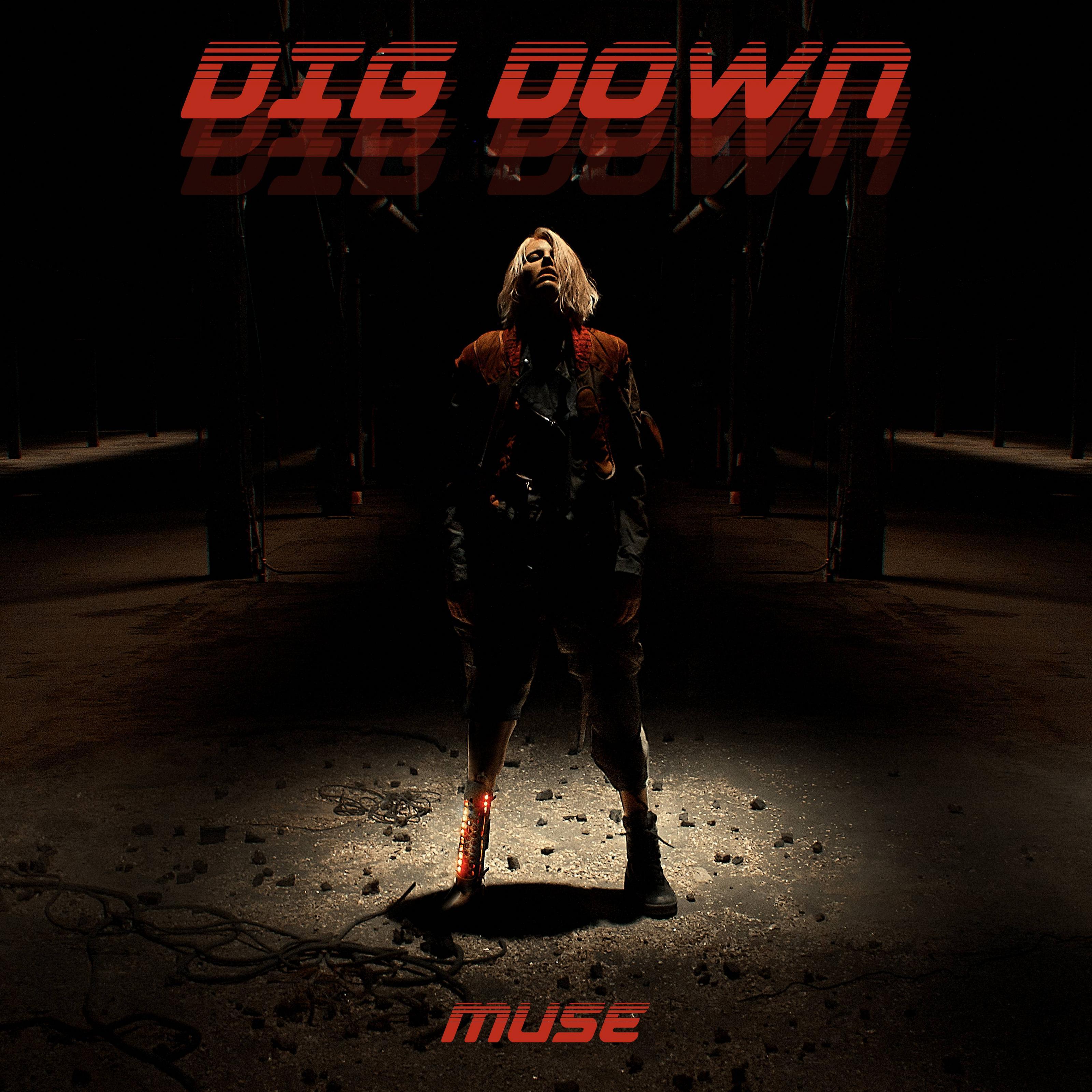 #NovedadMusical Conoce Dig Down, lo nuevo de Muse