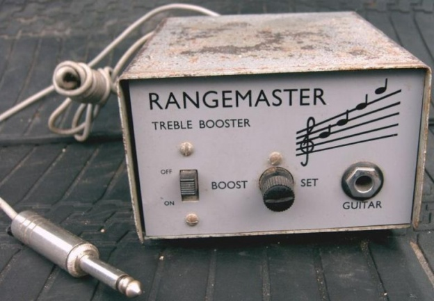 Dallas Rangemaster Treble Booster