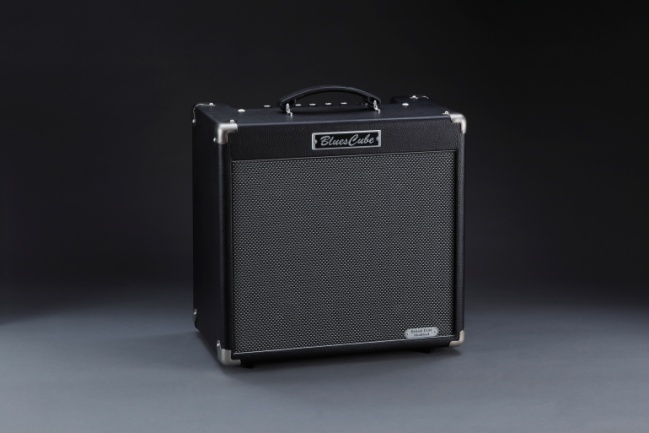 Blues Cube Hot british El84 Modified