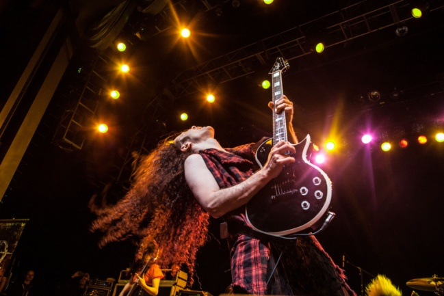 Marty Friedman Wall Of Sound