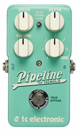 Tremolo Pipeline