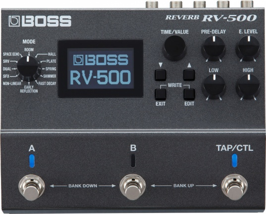 Boss Rv 500 y MD 500
