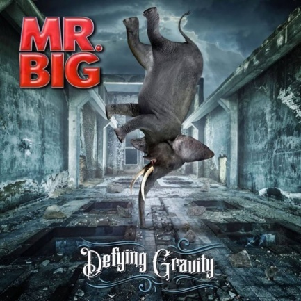 Mr. Big Defying Gravuty